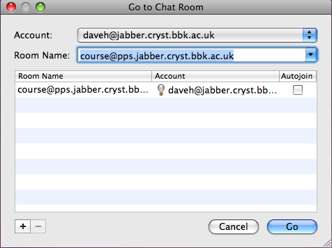 Ichat Chat Rooms